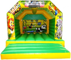 Jungle Bouncer 15ft