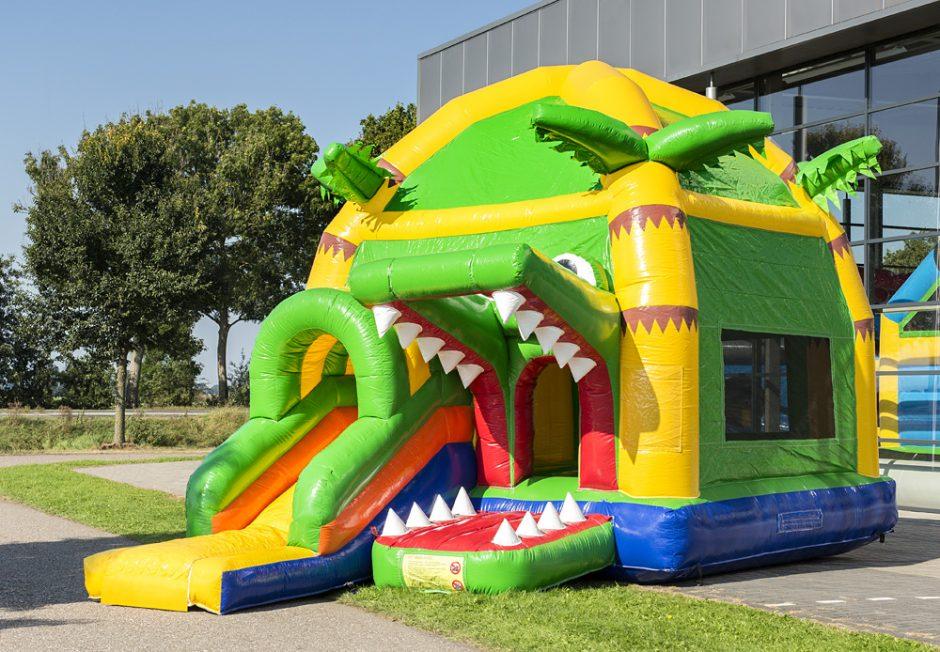 Croc Jump and Slide