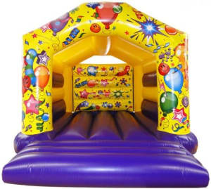 Adult or Child Party Castle