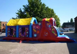 36ft Obstacle Course
