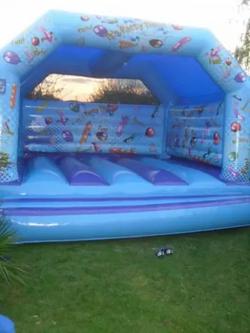 Giant Party Castle