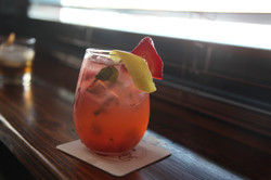 Strawberry Mint Delight
