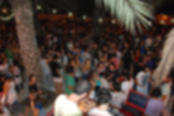 VANBAR ואן בר מסיבת רחוב