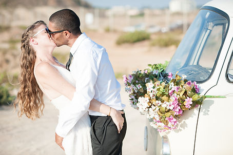 רכב חתן כלה רכב לחתונה