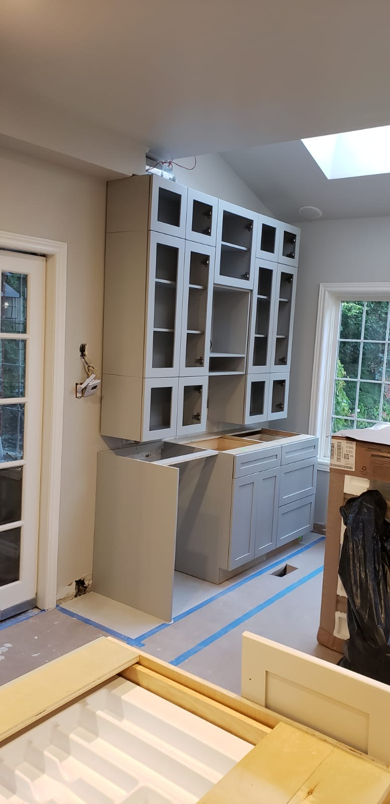 of your kitchen space