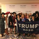 RWBC supporting President Trump