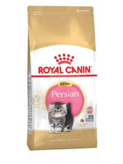 Royal Canin kitten persian для персидских котят 4-12 мес