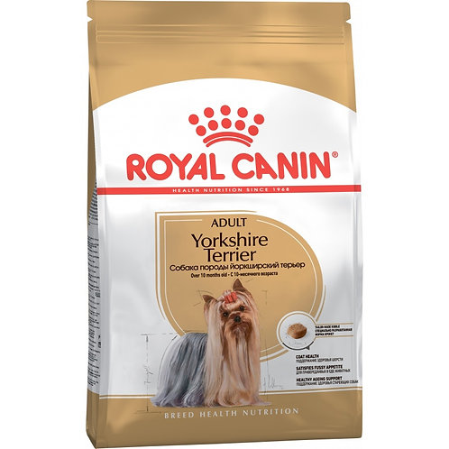 Royal Canin  Yorkshire Terrier Adult для взрослого йоркширского терьера с 10 мес