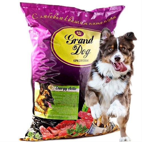 Grand Dog Energy activ  Говядина для собак с повышенной физической нагрузкой