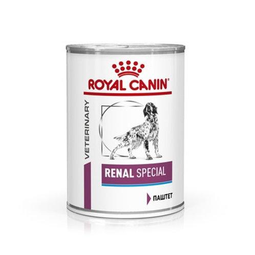 Royal Canin veterinary renal special для при хронической почеч. недостаточности