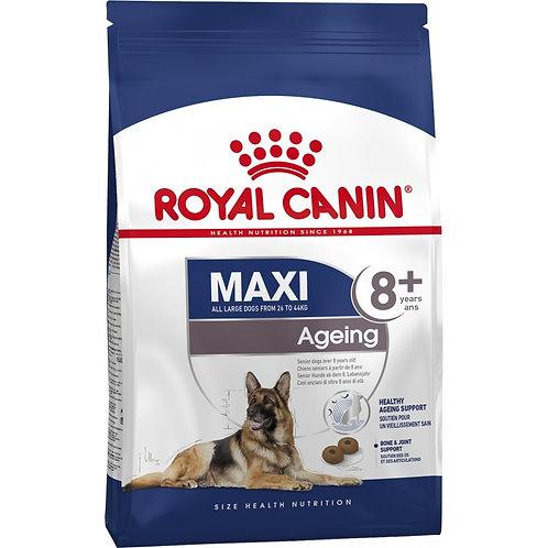 Корм Royal Canin  Maxi Ageing 8+ для пожилых собак крупных пород старше 8 лет