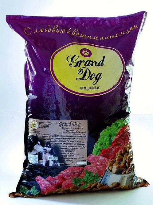 Grand Dog Для беременных и кормящих сук средних и крупных пород