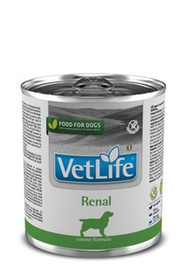 Farmina Vet Life Renal для собак почечная недостаточность, паштет