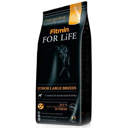 Fitmin For Life Junior Large Breeds Корм для щенков крупных и гигантских пород