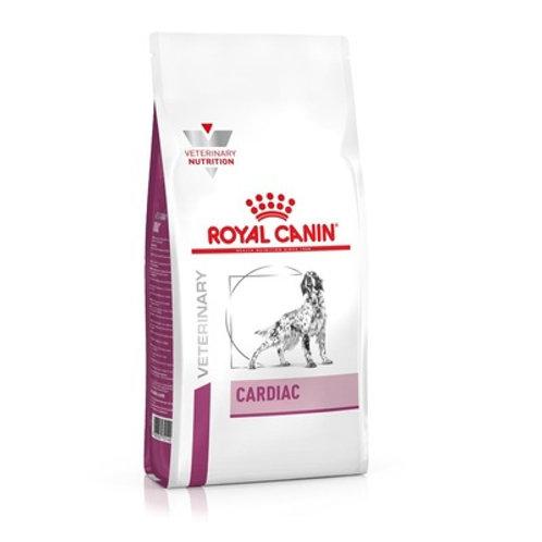 Royal Canin veterinary cardiac для собак при сердечной недостаточности