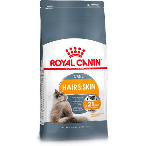 "Корм Royal Canin Hair & Skin Care Роял Канин для кошек от 1 года ""Уход за шерсть"
