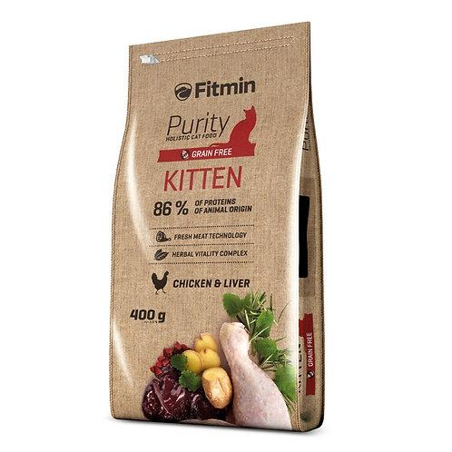Fitmin Cat Purity Kitten Беззерновой корм для котят