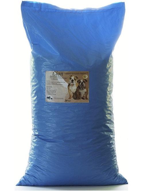 Grand Dog Lion ягнёнок для средних и крупных пород