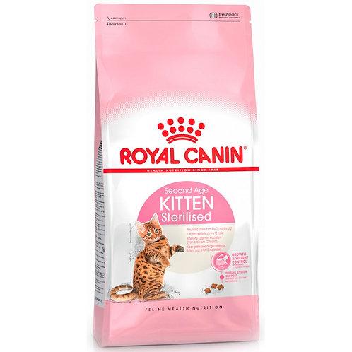 Royal Canin Kitten Sterilised Роял Канин Сухой корм для стерилизованных котят