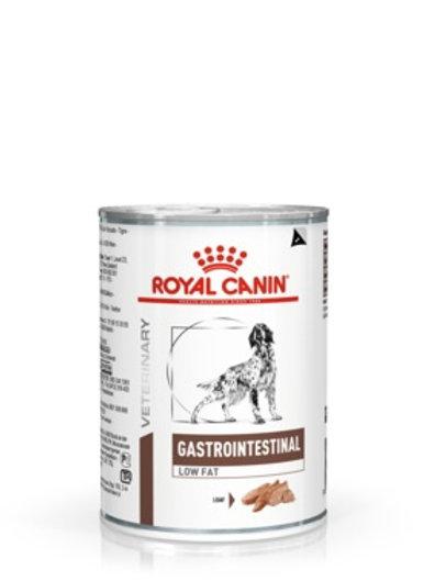 Royal Canin veterinary gastrointestinal low fat  консервы