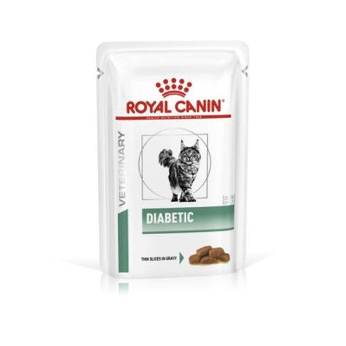 Royal Canin diabetic кусочки в соусе для кошек при диабете