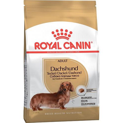 Корм Royal Canin Dachshund Adult для взрослой таксы с 10 мес.