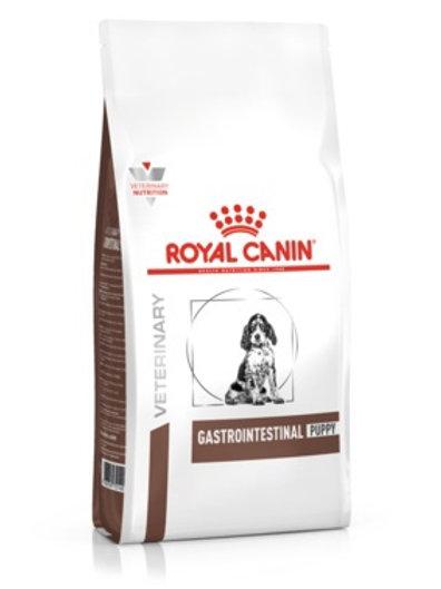 Royal Canin veterinary gastrointestinal puppy для щенков при нарушении пищ.
