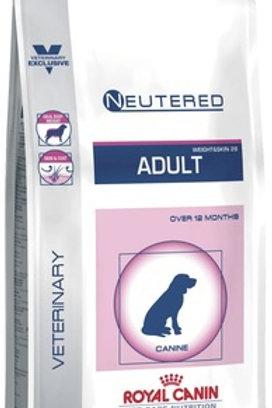Royal Canin veterinary neutered для кастрированных собак средних пород