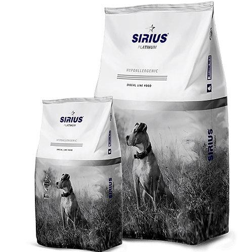 SIRIUS СИРИУС Сухой корм для взрослых собак Утка с овощами
