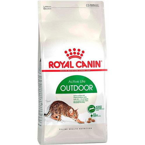 Royal Canin Out Door Роял Канин Сухой корм для кошек часто бывающих на улице