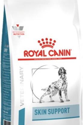 Royal Canin veterinary skin support для собак при атопии и дерматозах