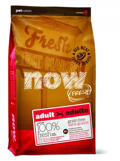 NOW FRESH grain free adult lamb dog НАУ ФРЕШ беззерновой для взрослых собак со с