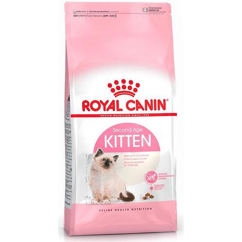 Royal Canin Kitten Роял Канин Сухой корм для котят от 4 до 12 мес.