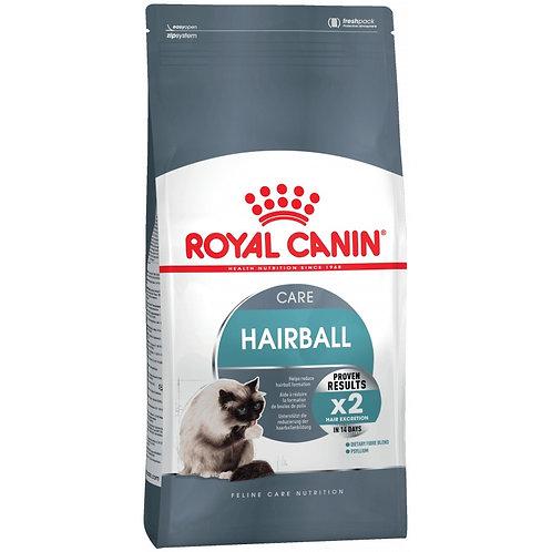 Royal Canin Hairball Care 2 Роял Канин для кошек вывод шерсти из желудка