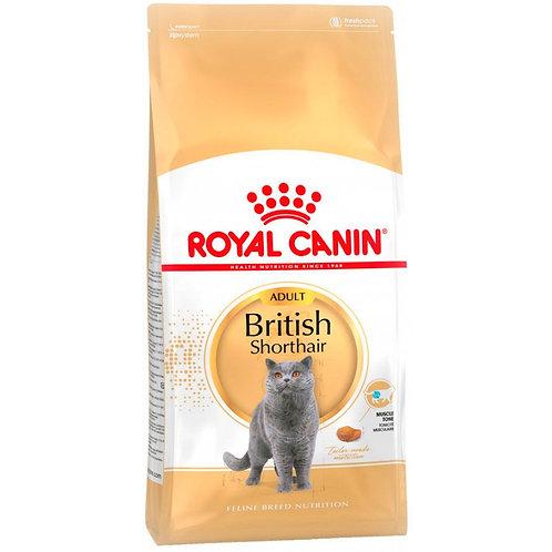 Royal Canin Adult British Shorthair Роял канин Сухой корм для британской коротко