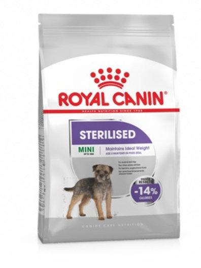 Royal Canin  Mini Sterilised для стерилизованных собак малых пород