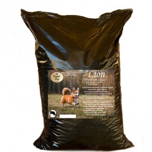 Grand Dog Lion с говядиной для мелких пород