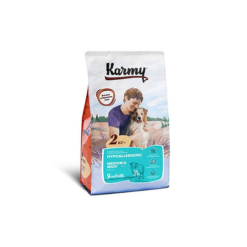 Karmy Hypoallergenic Medium & Maxi Карми гипоаллергенный для средних и крупных
