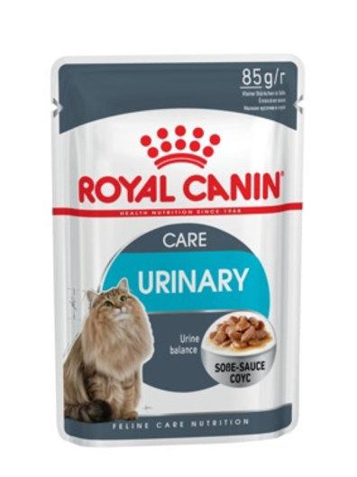 Royal Canin urinary care паучи кусочки в соусе для профилактики МКБ
