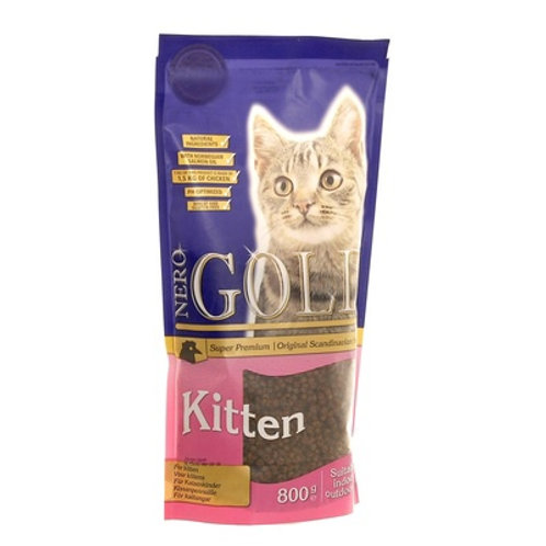 NERO GOLD super premium для котят с курицей, Kitten
