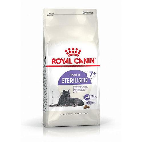 Royal Canin Sterilised 7+ Роял Канин Сухой корм для стерил. кошек старше 7 лет