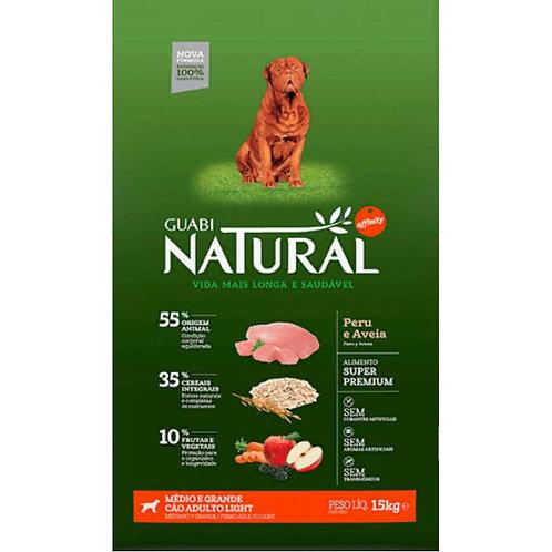 Guabi Natural Light Dog Food for Medium&Large Breeds облегченный сред. и крупные