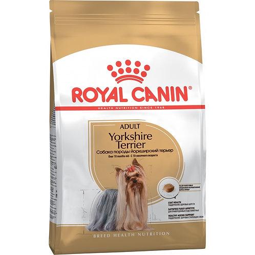 Royal Canin Yorkshire Terrier Adult 8+ для йоркширского терьера старше 8 лет