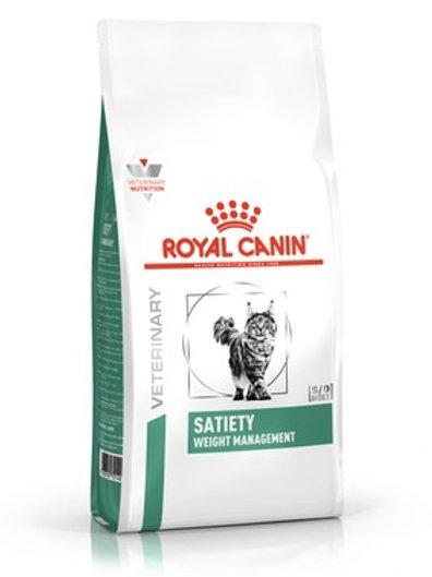 Royal Canin satiety weight management для кошек - контроль веса