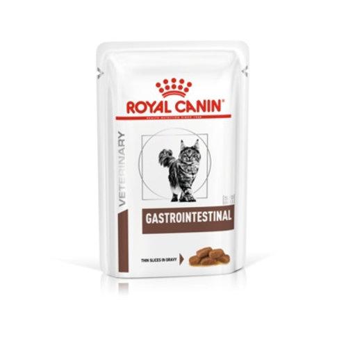 Royal Canin gastrointestinal кусочки в соусе для кошек при лечении ЖКТ