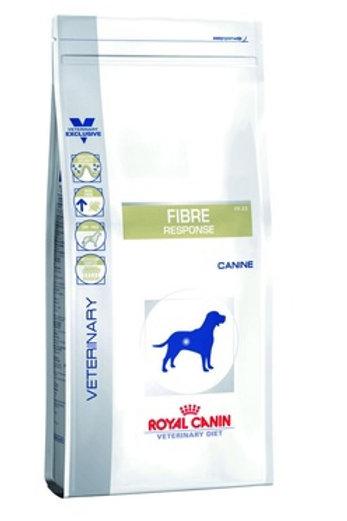 Royal Canin veterinary fibre response для собак при запоре, диарее, колите
