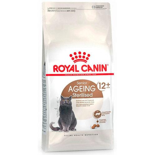 Royal Canin Ageing Sterilised 12+ Роял Канин Сухой корм для стерилизованных коше