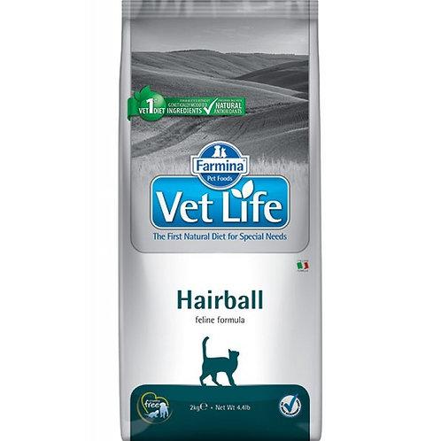 FARMINA Hairball для кошек для выведения комочков шерсти