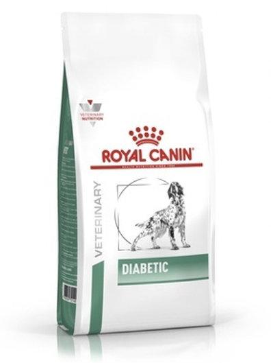 Royal Canin veterinary diabetic для собак при сахарном диабете