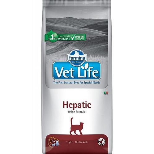 Farmina Hepatic Сухой корм для кошек при хронической печеночной недостаточности